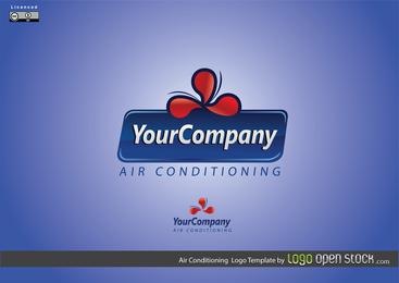 Air Conditioning Logo Sample
