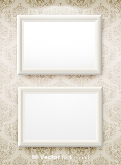 Blank Frame Vector 2 - Vector download