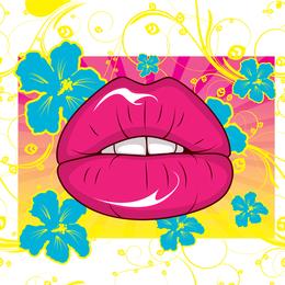 Sexy Lips Vector