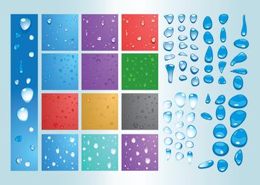 Gotas de água 5