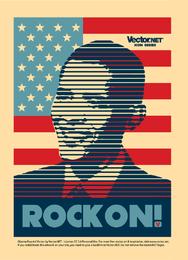 Cartaz de Obama