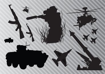Gráficos militares
