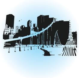 Skyline da cidade 5