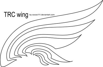 Trc Vector Wings Por Cocos111