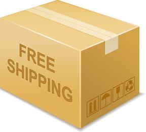 Caja práctica Vector de caja
