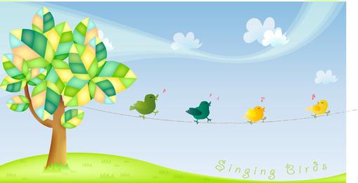 Singing Birds 2