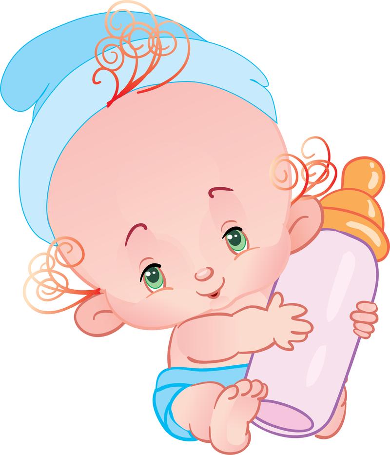 Cute Baby Vector - Vector download