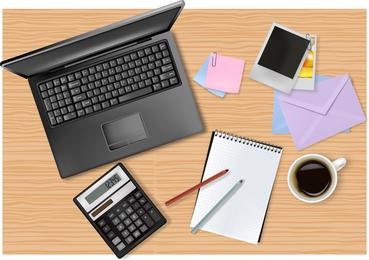 Vector Office Desktop