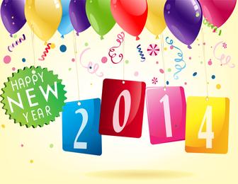 Frohes Neues Jahr 2014 4