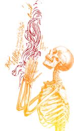 Skelett beten