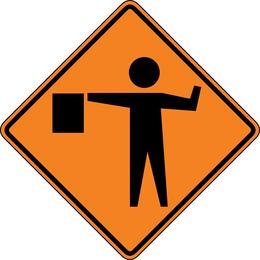 Placa de sinal Vector 519