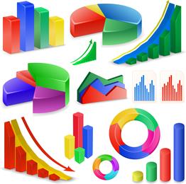 Vetor de estatísticas tridimensional 2