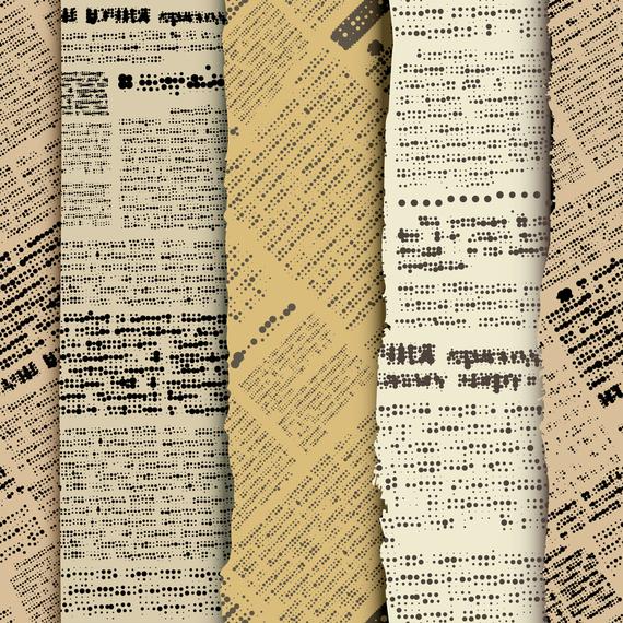 Newspaper 03 Vector