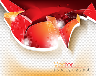 The Trend Of Dynamic Flow Line Gorgeous 02 Vector