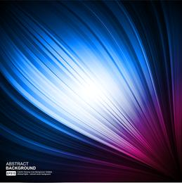 Vetor de brilho dinâmico atraente colorido 01