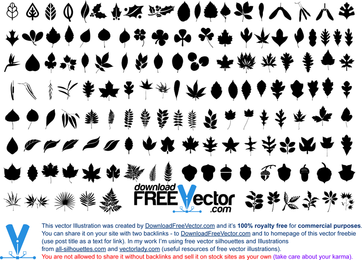 Vector Leaves