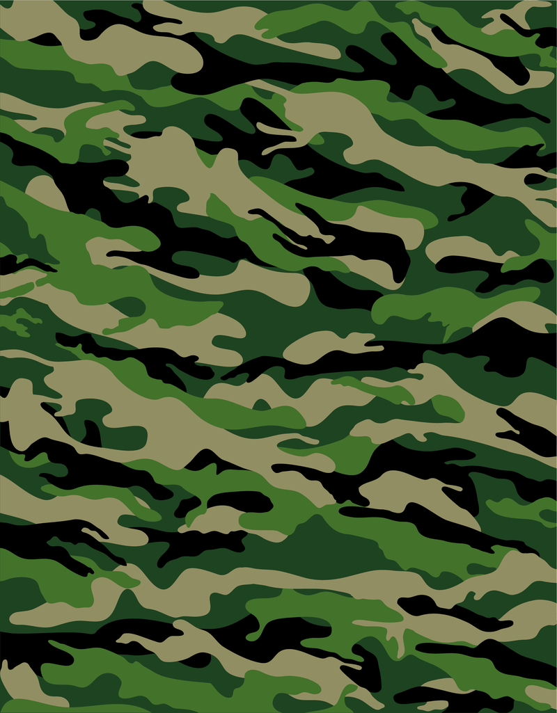 Antecedentes de camuflaje - Descargar vector
