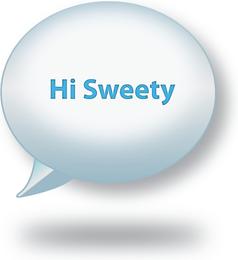 Vector libre Sweety Bubble