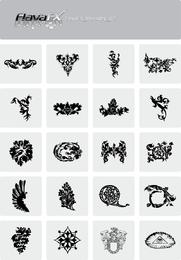 Free Heraldry Vector Sets