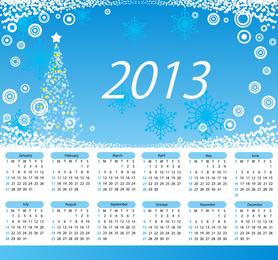 Kalender 2013 Frohe Weihnachten