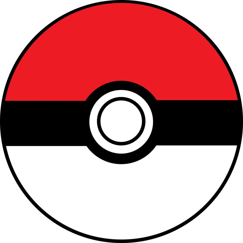 Pokeball Illustration Vector Download