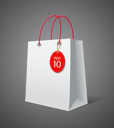 Shopping Bags 04 Vector
