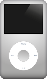 Apple Ipod Classic Vector
