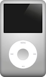 Vetor clássico de apple ipod