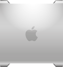 Apple Mac Pro Vector