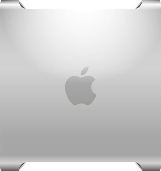 Apple Mac Pro Vector