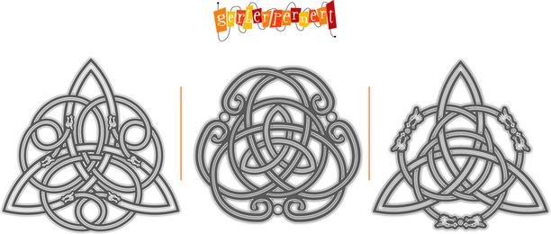 Keltische Tattoo-Designs 2