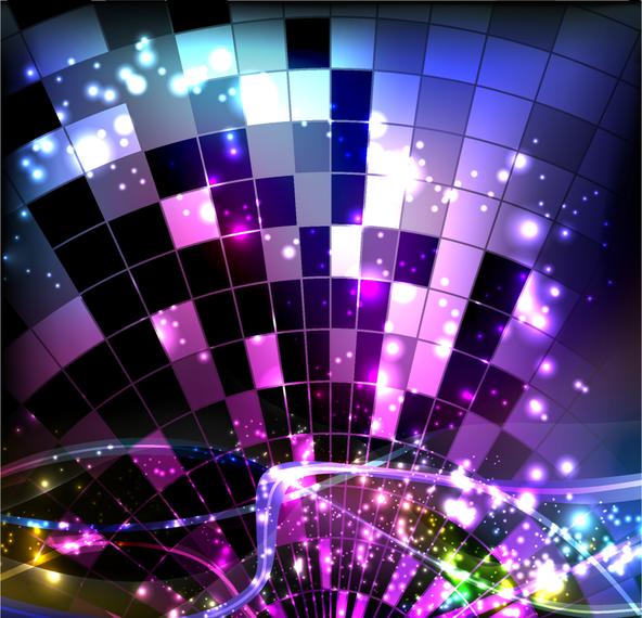 Brilliant Lighting Effects 02 Vector & Brilliant Lighting Effects 02 Vector - Vector download