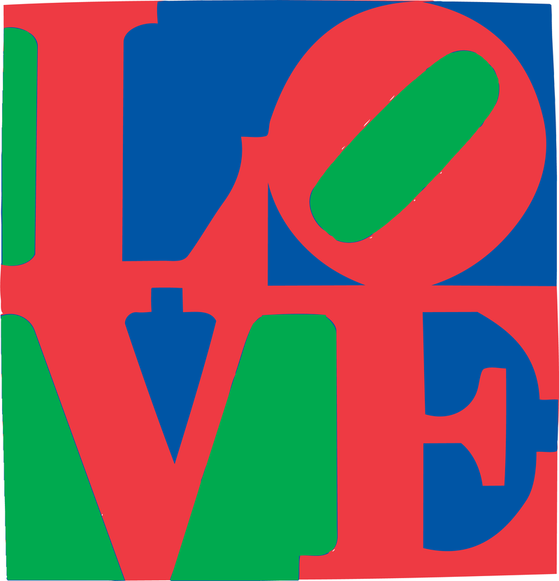 Love Park Vector Download