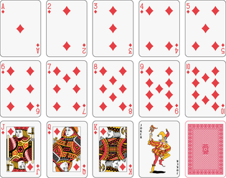 Poker 02 Vector