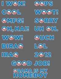 Mezcla de Barack Obama