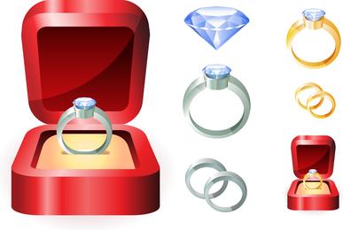 Imágenes prediseñadas de anillo de boda