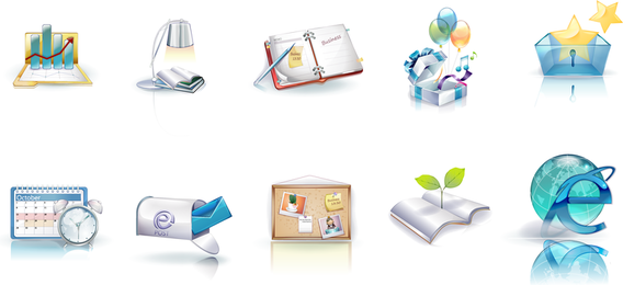 Sophisticated 3d Vector 3 Business