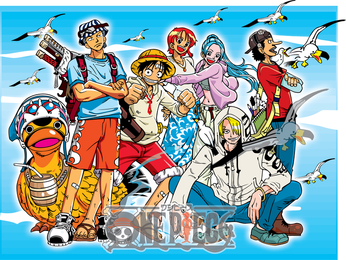 Vector One Piece One Piece 2