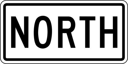 Placa de sinal Vector 509