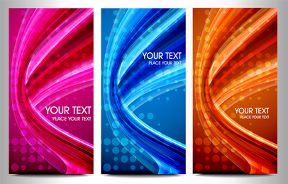 Brilliant Elements Of The Trend 03 Vector
