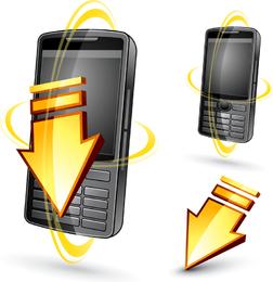 Phone Vector 1