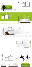 Indoor Home Furnishings Vector