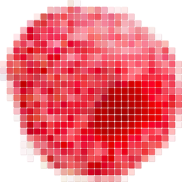 Pixel Vector Fruits