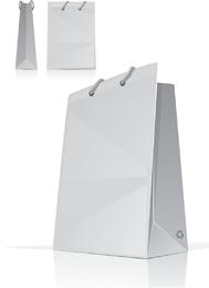 4 Sets Of Bag Vector
