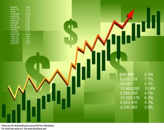 Mercado de valores de finanzas