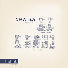 Architectural Standards Chairs By Frshnk