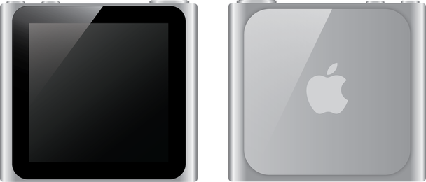Ipod Nano Vector Libre