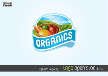 Organic Vegetables Logo