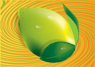 3d Lemon Vector