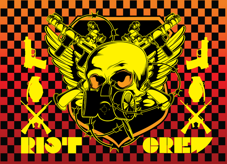 Emblema de Riot